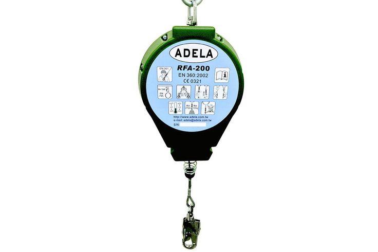 Adela Geri Sarımlı Düşüş Durdurucu 20 Metre