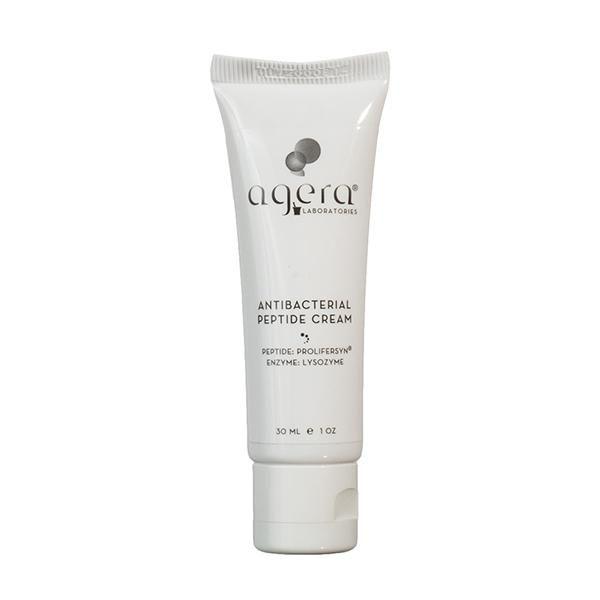 Agera Laboratories Antibacterial Peptide Cream Paraben Free 1 Oz Peptide Cream Paraben Free Products Antibacterial