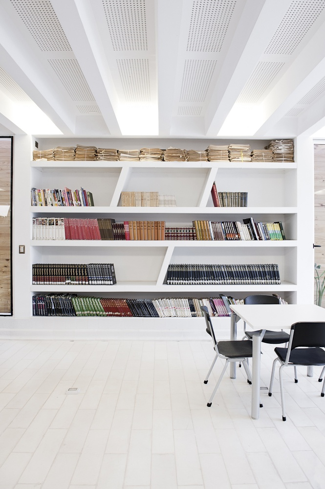 Biblioteca Pública Taltal / Murua
