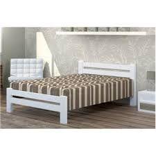 Image result for cama em madeira rustica