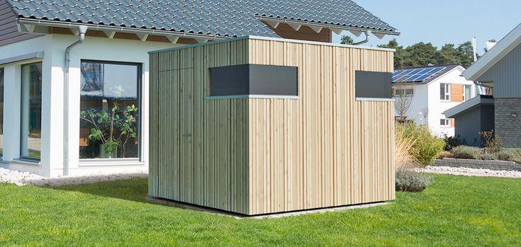Ahlers Gartenhausmanufaktur, Gartenhäuser, Gartenhaus, Konfigurator, Woody