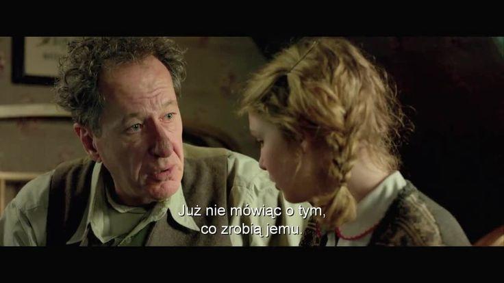 Złodziejka Książek Papa und Liesel