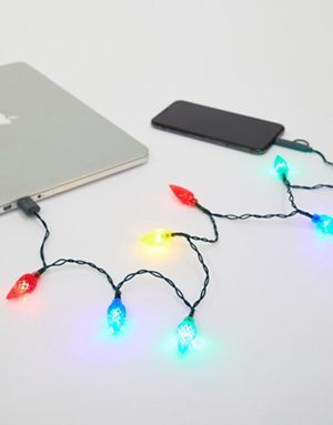 Fizz Christmas Lights Usb Charger
