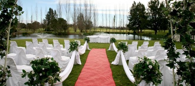 Intimate Hawkesbury Valley Lakeside Wedding at The Sebel Resort & Spa Hawkesbury Valley