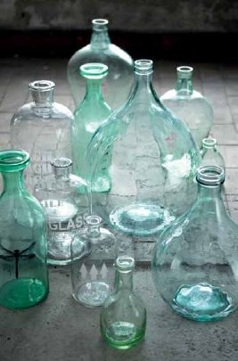 .: Decor, Glasses, Color, House Doctor, Glass Bottles, Glass Collection, Glass Jars