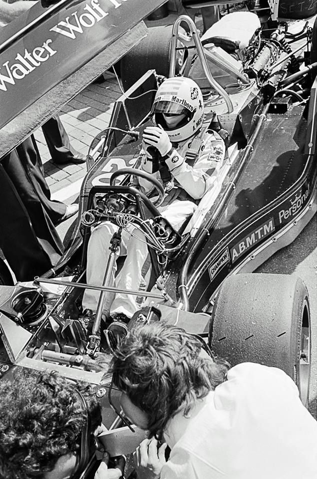 """Arturo Merzario (Wolf-Ford) 1976"