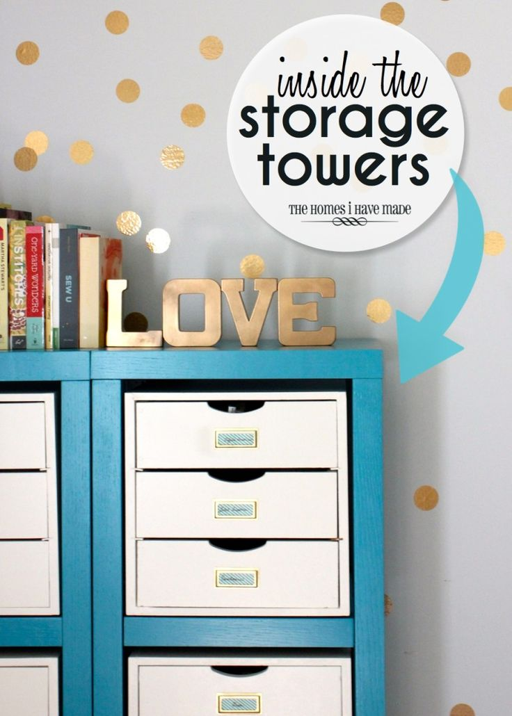 1000 images about makerspace organization on pinterest for Storage solutions for arts and crafts
