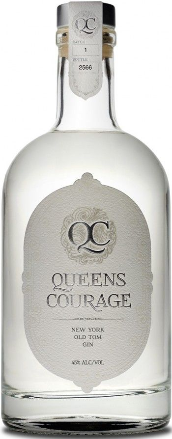 Queens Courage New York Old Tom Gin PD