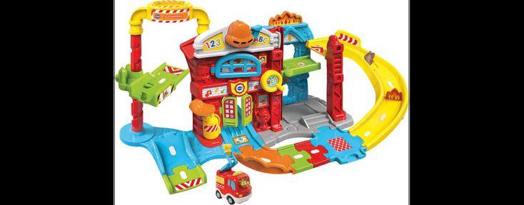 Vtech Tut Tut Baby Flitzer Spielset Feuerwehrstation Auto Kleinkindspielzeug