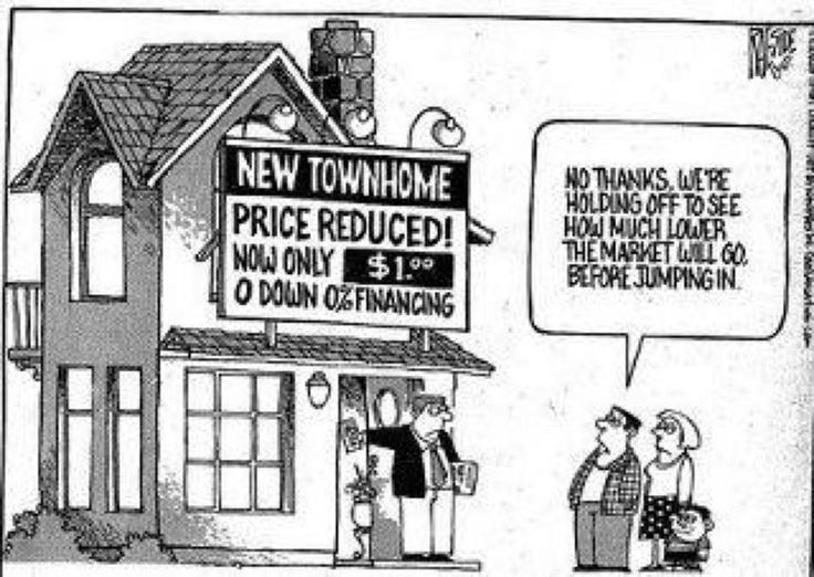 Buyers Bubble