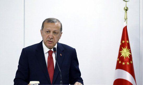 Erdoğan: Bizim, sözde Ermeni soykırımı gibi bir problemimiz yok