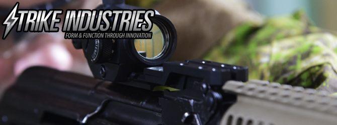 Strike Industries AKRR2 AK Rear Sight Rail 2