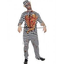 Comprar Disfraz Convicto Zombie