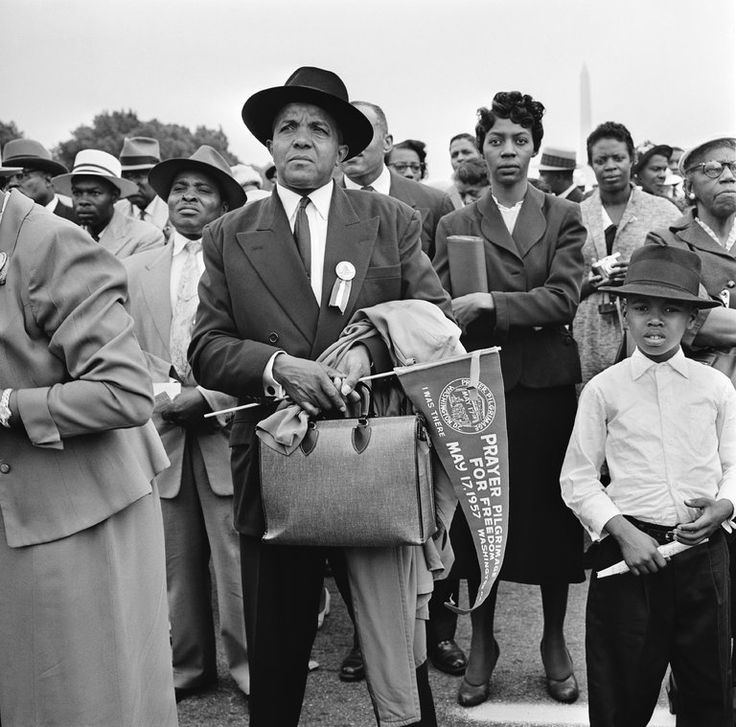 A Pilgrimage for Equal Rights | photos previously unpublished by the NY Times | BHM2016