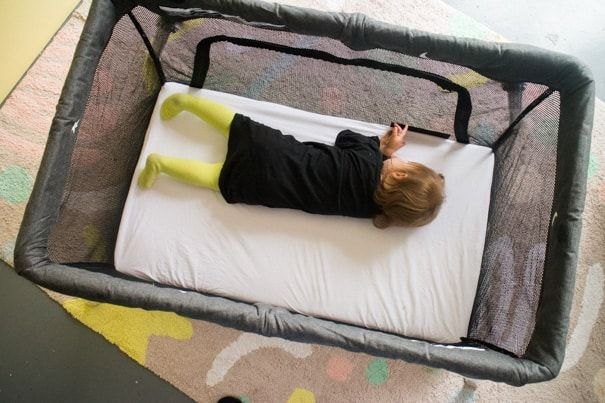 Pin By Joy Cho Oh Joy On Oh Baby Travel Crib Baby Play Yard Pack And Play