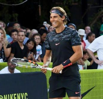 Rafael Nadal: ´I Always Give My Best But I Keep Calm´