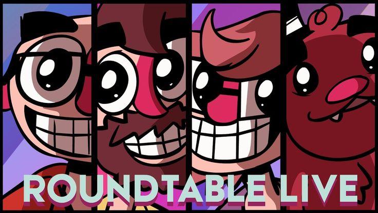 Roundtable Podcast - Episode 69 w/ Guest Edmund McMillen [Sponsored]