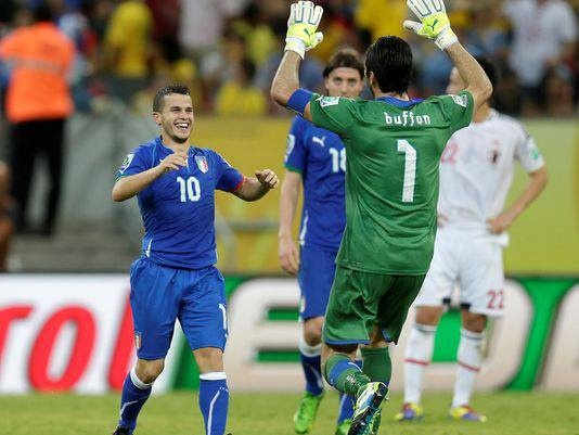 19.06.2013 Confederation Cup Italy - Japan Prediction: 1 Odds: 1.87	 Result: 4-3  Winning prediction!! www.efootballtips.com/recent - By using the results predicted by us you can have significant earnings every month!
