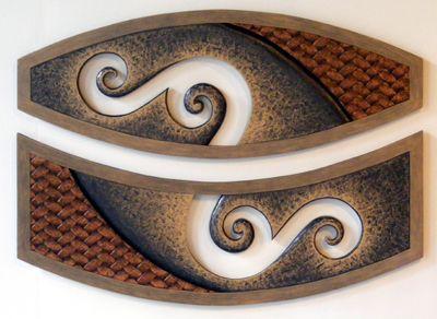 James Atutahi maori art Kura Gallery Pakaurua