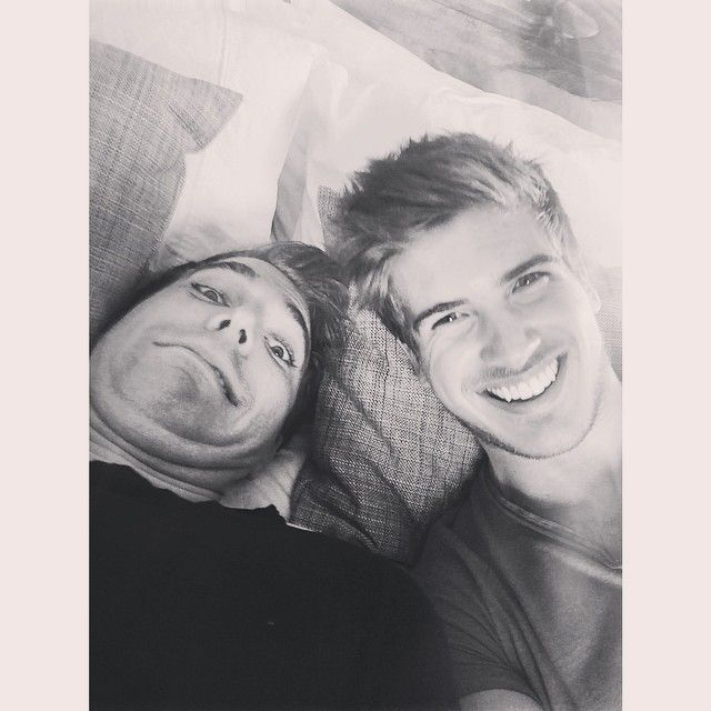 Shane Dawson and Joey Graceffa