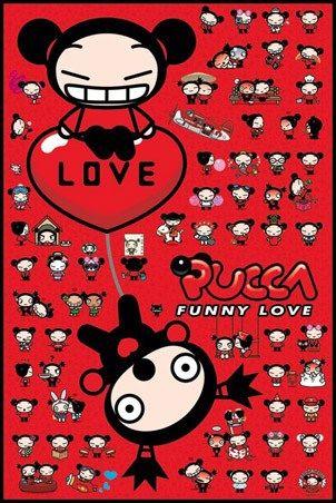 Pucca Funny Love Desktop Wallpaper : 17 meilleures id?es ? propos de Pucca sur Pinterest couples anime, Anime et Miraculous ladybug ...