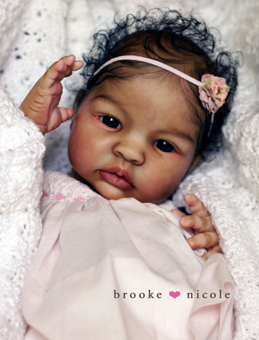 brooke nicole reborn doll babies - Google Search