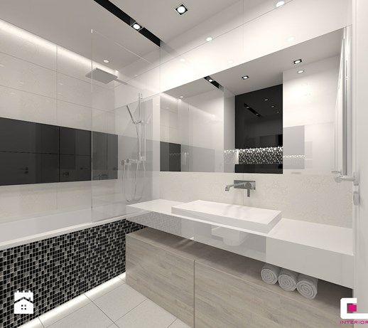 Łazienka styl Nowoczesny - zdjęcie od CUBE Interior Design