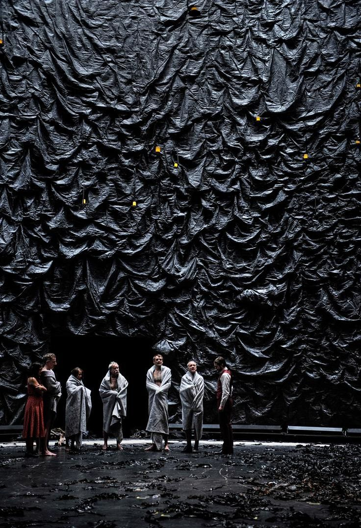 Falling Out of Time, Deutsches Theater Berlin Director: Andreas Kriegenburg
