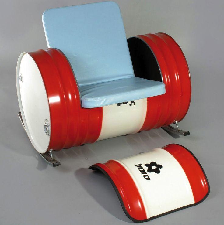 Várias ideias incríveis pra você se animar e passar a usar tambor na decoração da sua casa.