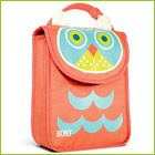 Built NY Big Apple Buddies Kids Insulated Lunch Bag - Owl