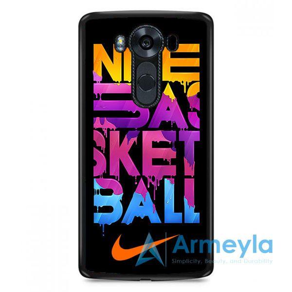 Nike Basketball Never Stop LG V20 Case   armeyla.com