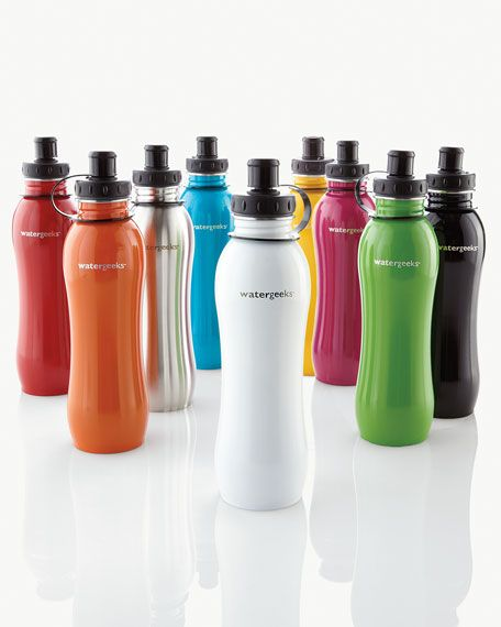 - Water Bottle with Filter