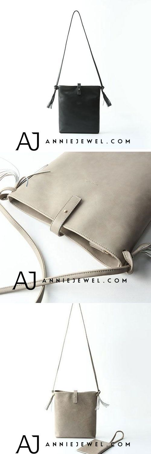 GENUINE LEATHER SHOULDER BAG HANDBAG CROSSBODY BAG CLUTCH PURSE FOR WOMEN