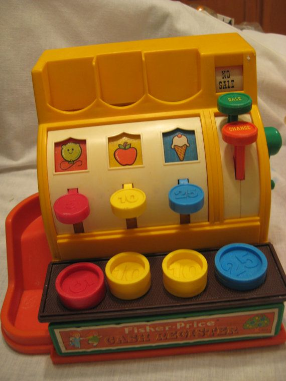 One of my favorite childhood toys