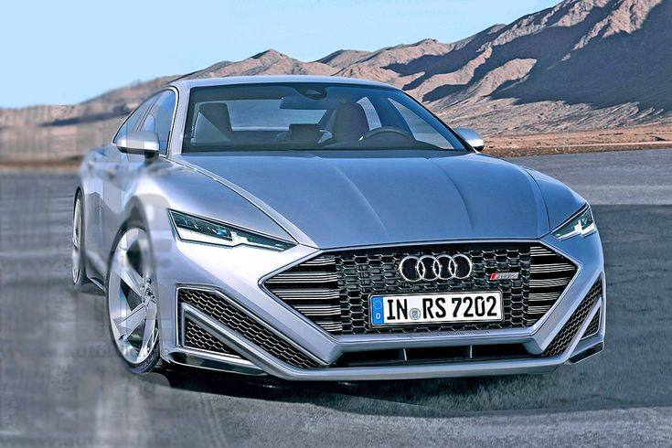 Audi A7 Market Opening in 2017