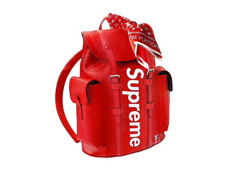 IMAGE: LOUIS VUITTON You've seen it all over Instagram, and whether you hate it or love it doesn't really matter because this capsule collection, in partnership with skateboarding shop/clothing brand Supreme, looks to become Louis Vuitton's most successful collaboration in recent years. Why? Beca