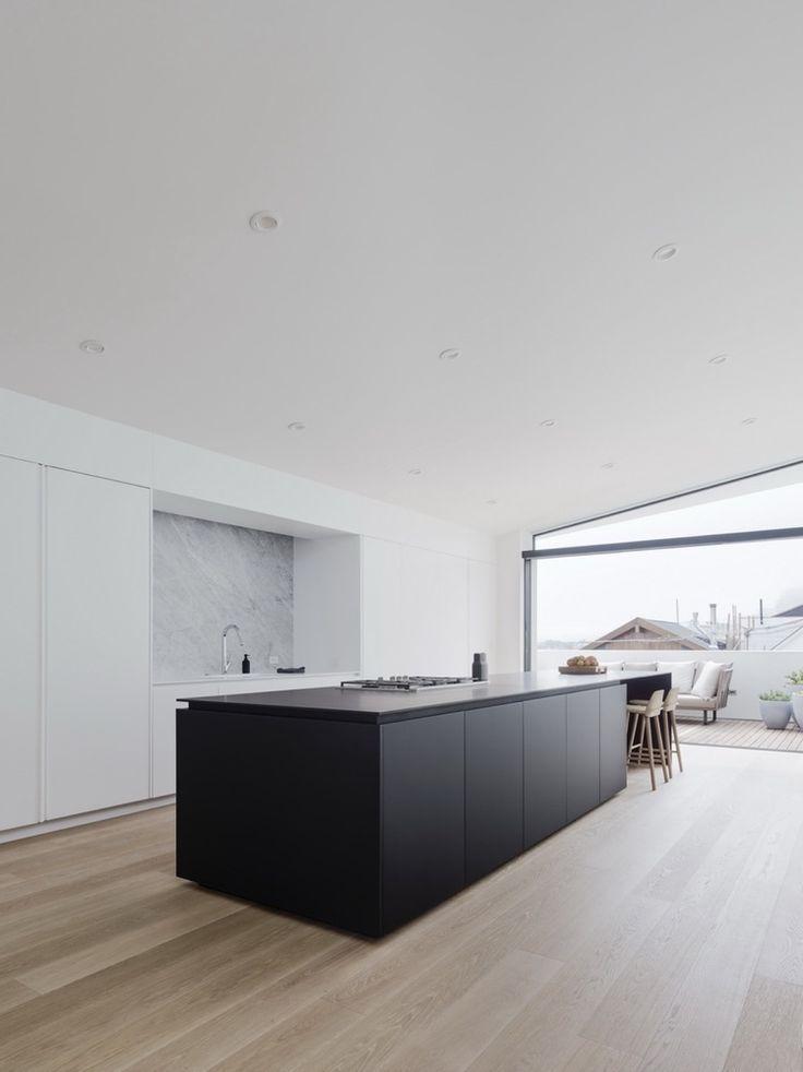 Edmonds + Lee Architects Designed a Modern Home in San Francisco, California, USA