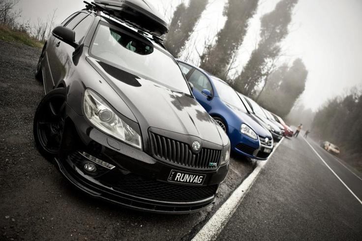 Skoda Octavia RS...  our next ride!!!