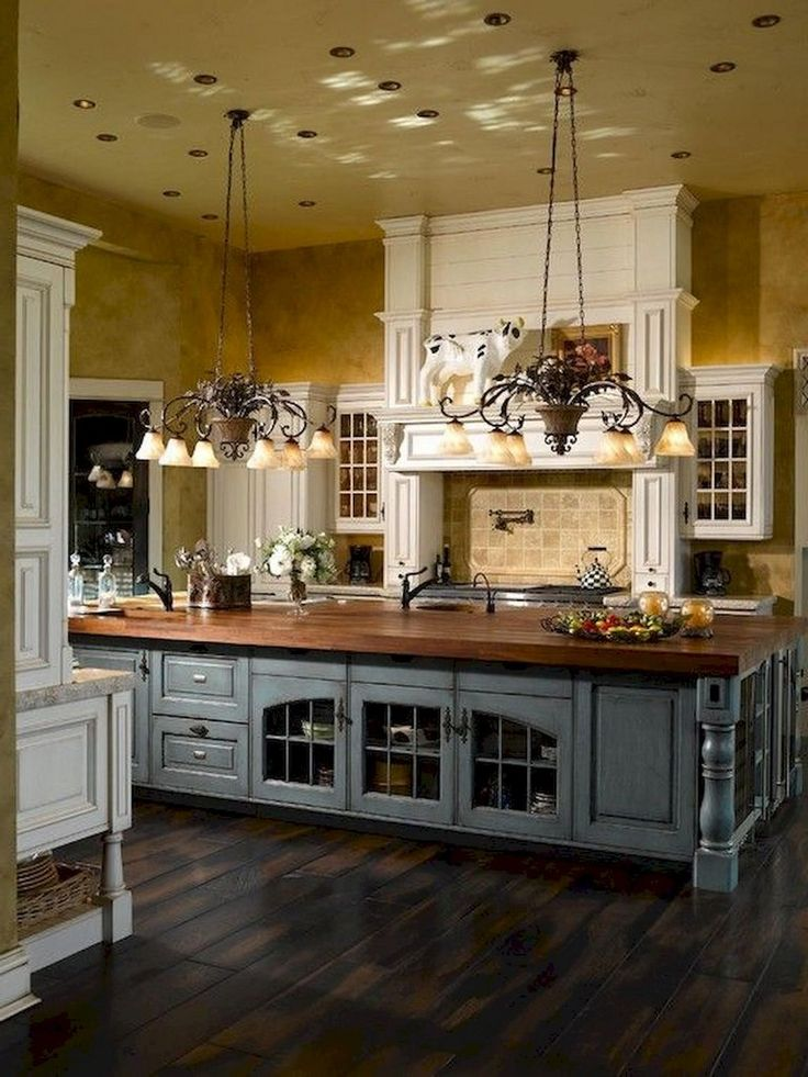 remarkable farmhouse kitchen decor | 70 Remarkable French Country Kitchen Design Ideas ...