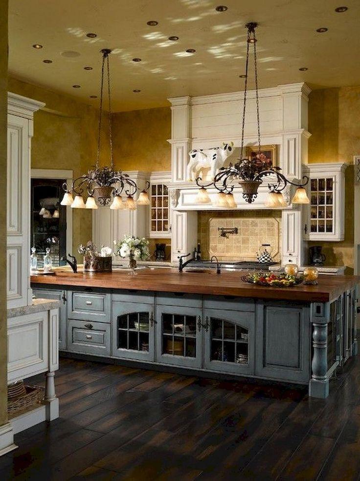 remarkable summer kitchen design ideas | 70 Remarkable French Country Kitchen Design Ideas ...