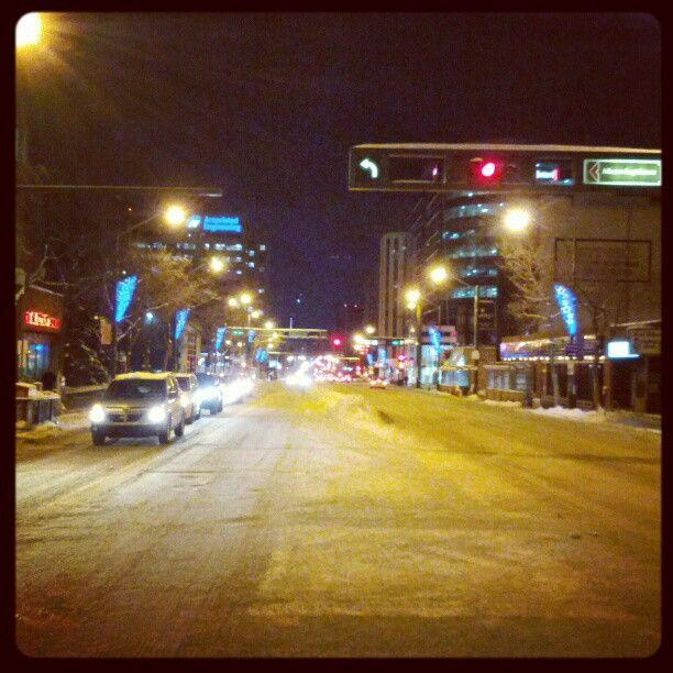 Edmonton, Alberta in Alberta