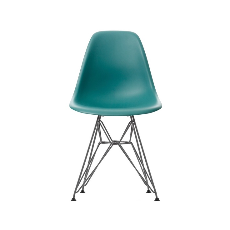 chair vitra eames dsr ocean home 1995 pinterest chairs ocean and eames. Black Bedroom Furniture Sets. Home Design Ideas