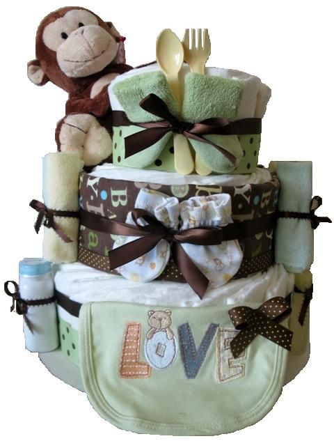 Diaper Cake Decorating Ideas : 799 best images about Diaper Cake Decorating Ideas on ...