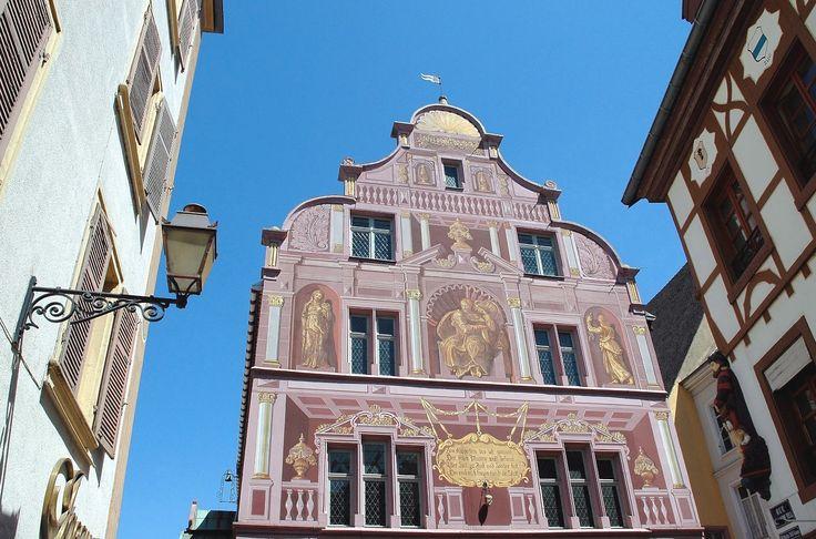 Mulhouse .Hotel Bristol \\ France