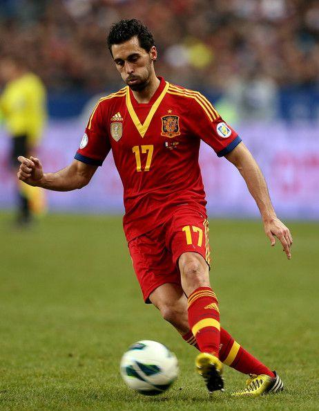 Spain football stars | Álvaro Arbeloa