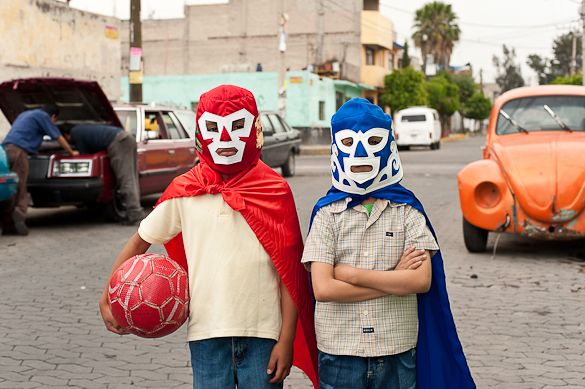 Fab portrait from photographer Simon Urwin's Mexico series. See more here www.simonurwin.com © Simon Urwin