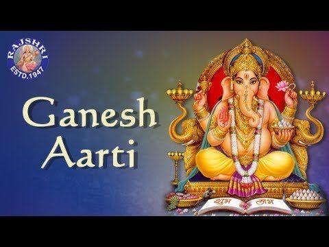 Sukhkarta Dukhharta - Ganesh Aarti with Lyrics - Sanjeevani Bhelande - Marathi Devotional Songs https://www.youtube.com/watch?v=oZtSja5lg5o