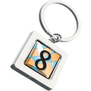 For a simple #promotionalitem that will be appreciated by anyone, these engraved #corporatekeyrings are a great choice. The spinning central section gives you two opportunities at branding so you can have your company name on one side and your corporate logo on the other. As leading engraved corporate keyrings UK suppliers, we have seen many great key ring ideas at The #Corporategifts Company, but these take some beating. https://www.corporate-gifts-co.com/spinning-promotional-keyring.html