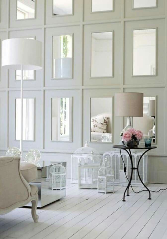 68 Best Mirror Tiles Images On Pinterest Mirrored Walls