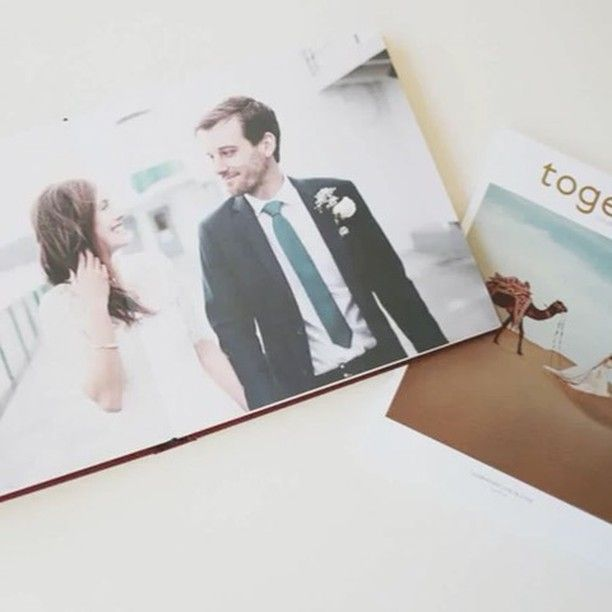 Were you a #BHLDNbride? If so, this #giveaway is for you! We've teamed up with @togetherjournal and @artifactuprising to give one bride the ultimate #wedding present (link in profile to enter)